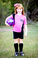 Pink Panthers Soccer | Fall 2011