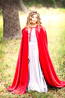 Weslea {Red Riding Hood} | Stylized Session