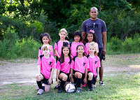 Pink Ladies Soccer | Spring 2012